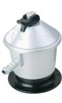Régulateur de pression / tuyau-set 10 mm. 30 mbar Danemark | KIIPShop.fr